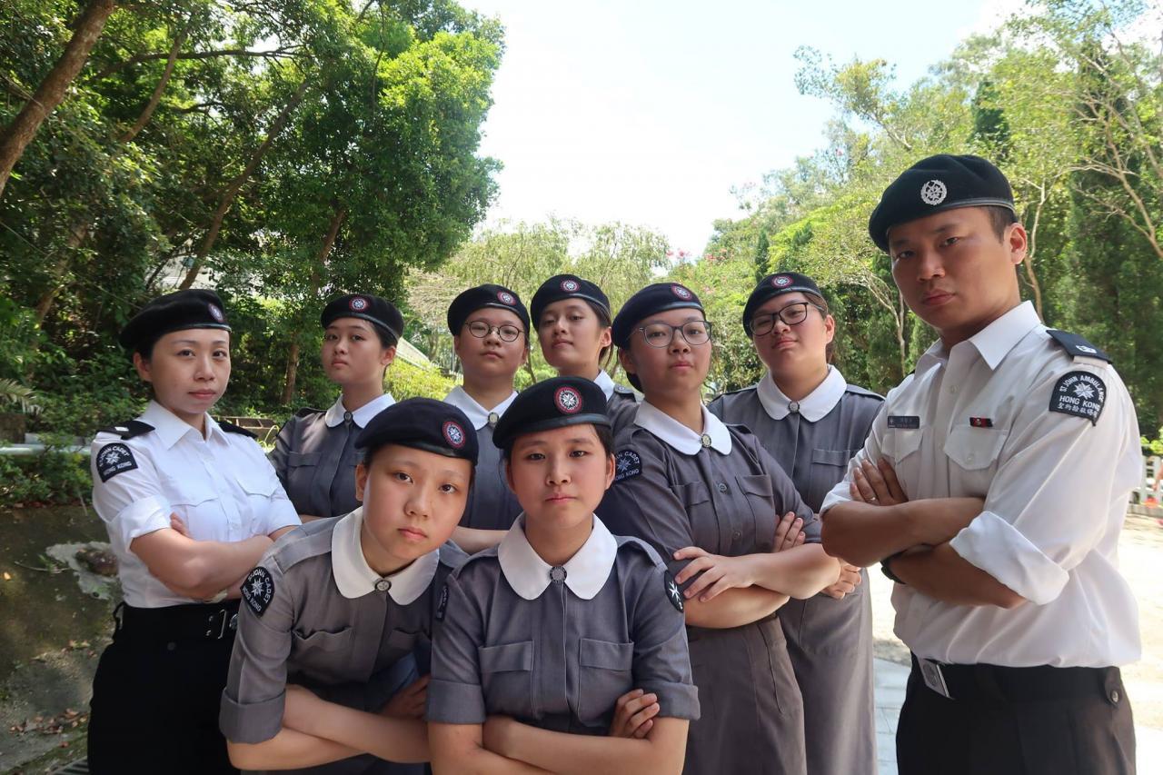 支隊訓練營